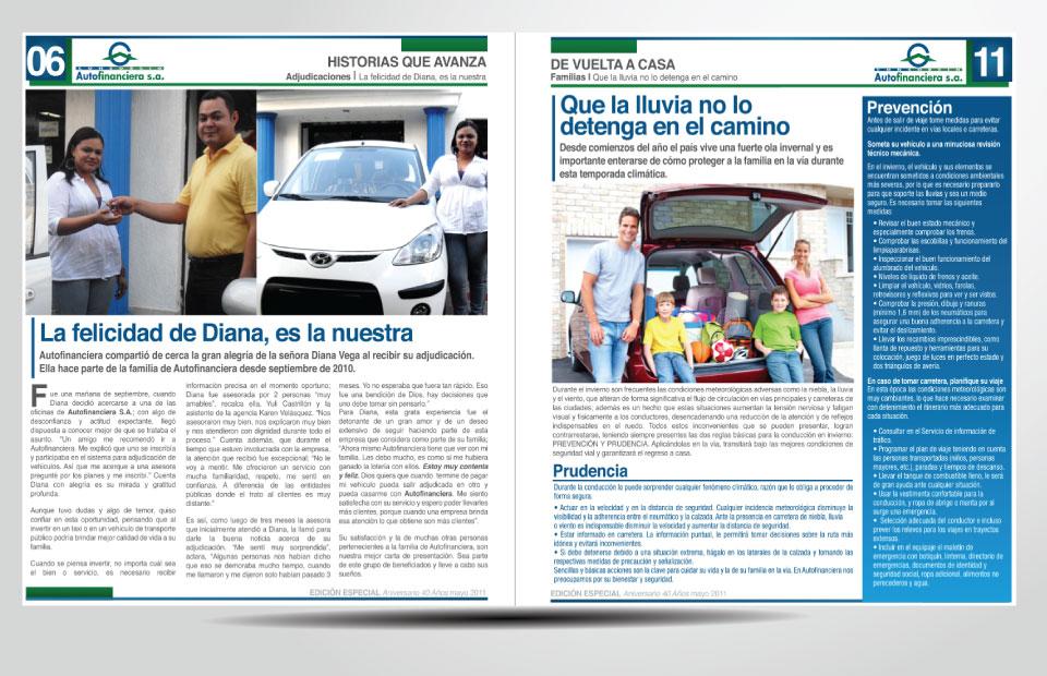 Newspaper Autofinanciera (2)