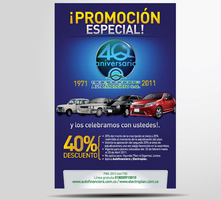 Autofinanciera Ads